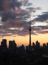 My Toronto Skyline Pics
