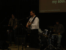 Pat S. leading worship