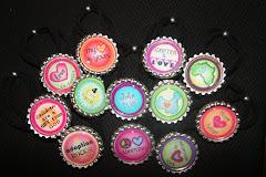 Bottlecap Bracelets