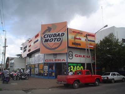 Motos Argentinas News Mkt Ciudad Moto Renueva Su Imagen