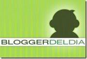 Este blog tiene el premio BLOGGER DEL DIA.