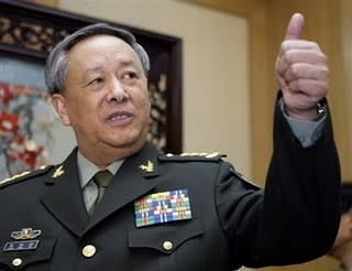 Chen Bingde, Chief of General Staff, China&#39;s People&#39;s Liberation Army (PLA)