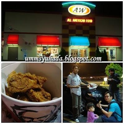 Halal and Zabiha KFC-A&W, Lombard, IL