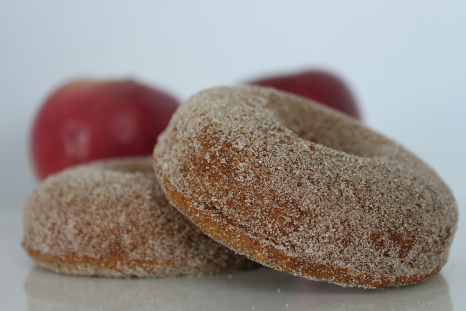 Squirrel Bakes: Apple Picking and Baked Apple Cider Donuts