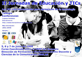 II Jornada de educaciín y TICs- Colonia del Sacramentyo