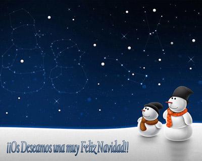 por un lado tenemos feliz navidadnet donde encontraris una variada gama de tarjetas para felicitar a vuestros amigos conocidos familiares o clientes
