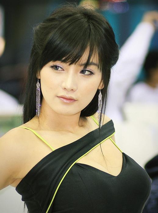 Korean Model I M Ji Hye