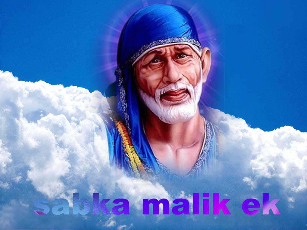 sai wallpaper sai baba wallpaper