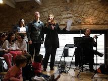 ΕΝΑΣ ΓΑΤΟΣ ΜΙΑ ΦΟΡΑ σε μουσική Τατιάνας Ζωγράφου