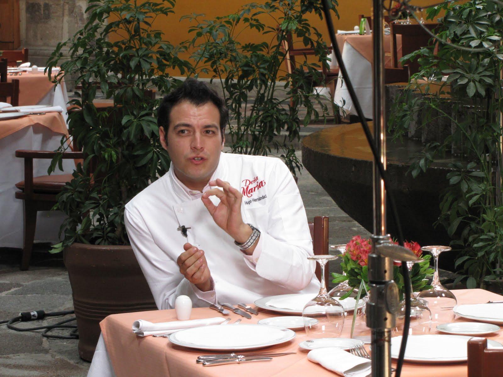 Todocultura la deconstrucci n del mole seg n el chef for Deconstruccion gastronomica