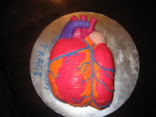Traci's Heart Cake