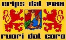CRIPS FDC 1988 Caserta