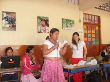 La mujer en el movimiento indígena