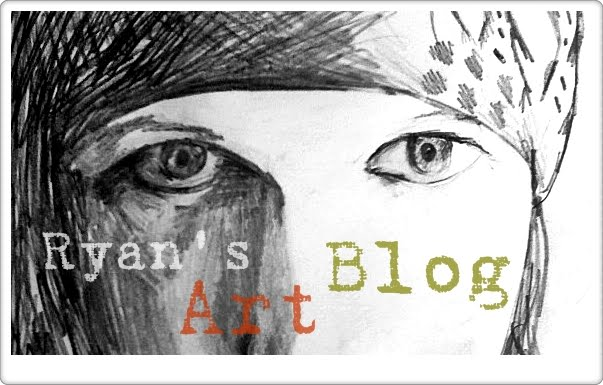 Ryan's Art Blog