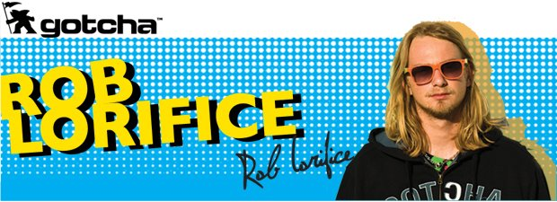 Rob Lorifice's Gotcha Blog