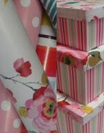 We offer a gift wrapping service too!