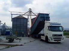превоз на зърнени култури в ГЪРЦИЯ