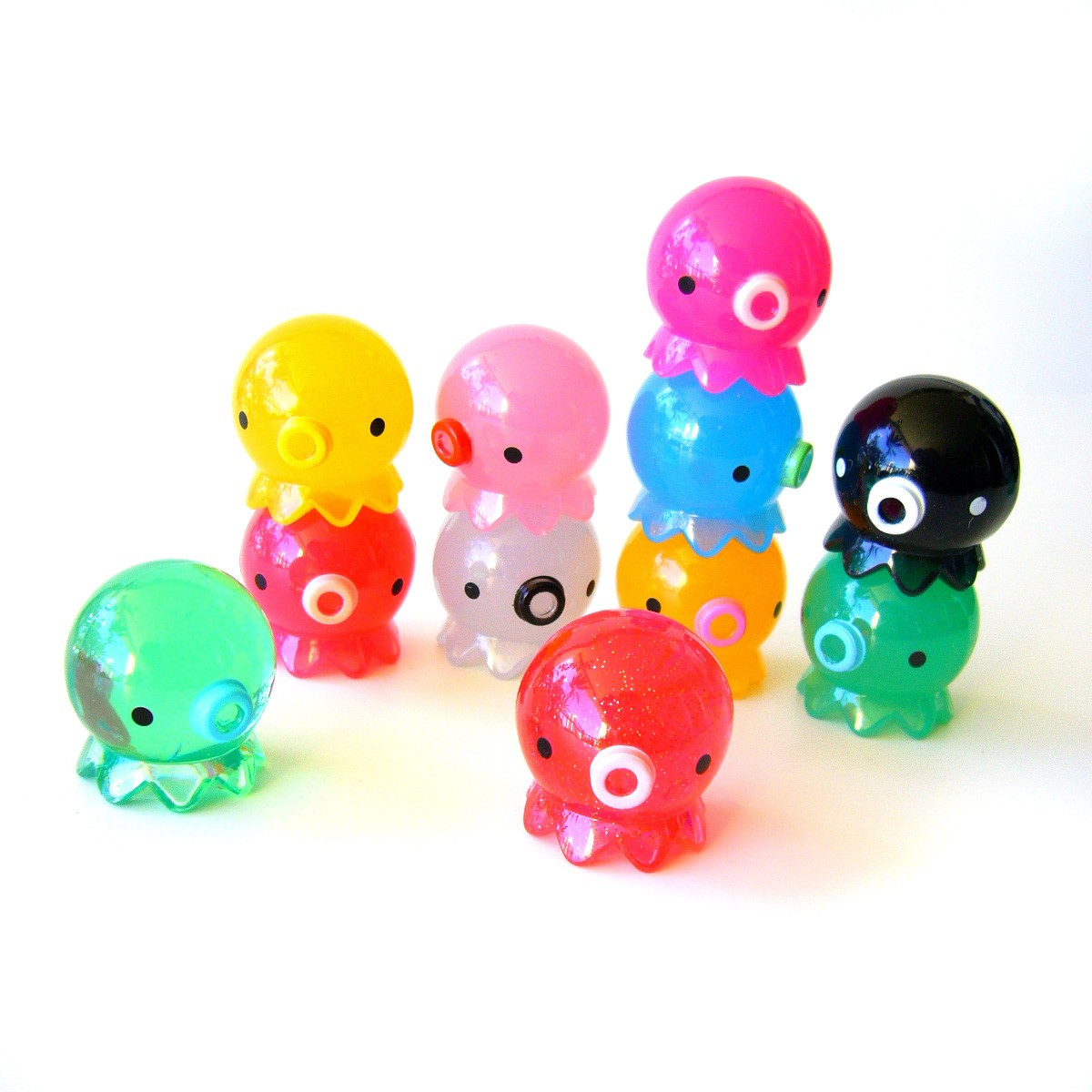 Japanese Kawaii Octopus Toy : Berrysprite new takochu