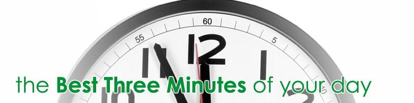 best 3 minutes