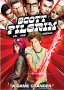Scott Pilgrim vs. the World is out on DVD! Today!