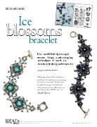Ice Blossoms Bracelet