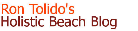 Ron Tolido's Holistic Beach Blog