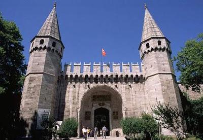 Топкапъ сарай, Истанбул