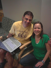 ECSTATIC TIM & CRISTI SCHWAMB REJOICING THAT THEIR LAUREN GETS A NEW HEART - 7/28/09
