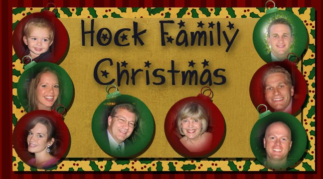 Hock Family Christmas