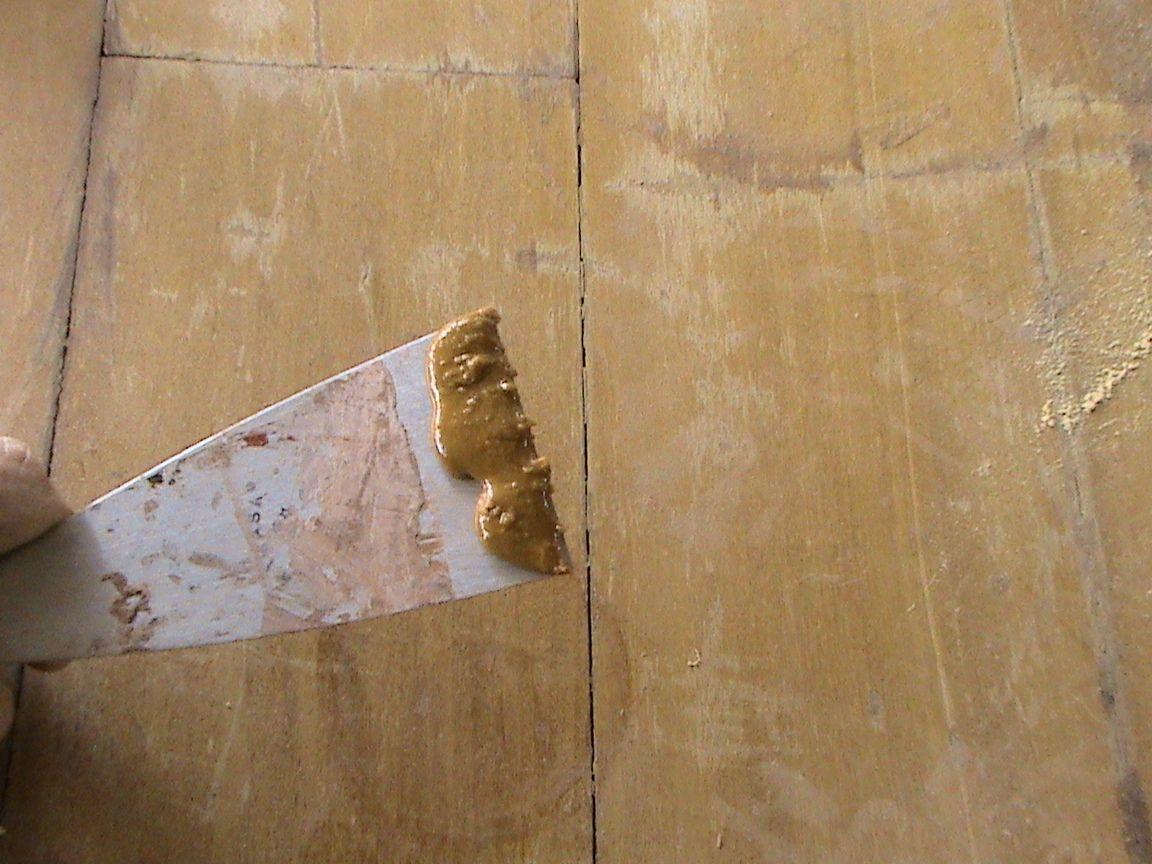 Decoraciones manualidades en madera como preparar masilla - Como reparar madera ...
