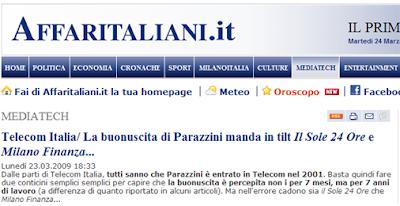 sito di affaritaliani.it