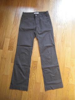 Comptoir des Cotonniers pantalon vide dressing