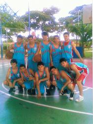 Selección cadete de Cafinca 2008