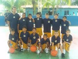 Club de baloncesto Portugal de Anzoategui