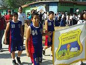 XIII Juegos Escolares Sectoriales de Barinas , Municipio 4B
