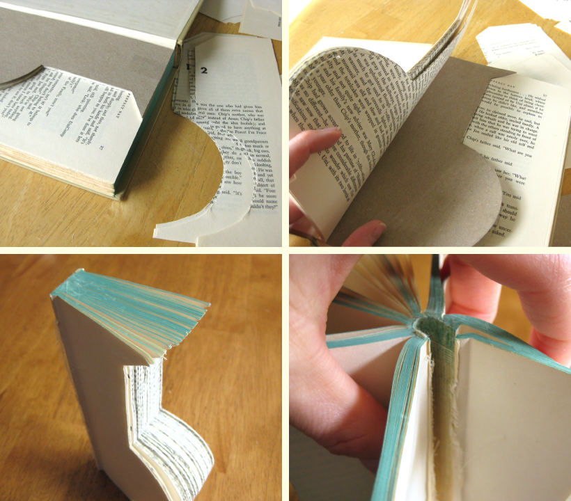 Как сделать книгу a-book