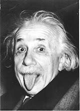 From Albert Einstein...