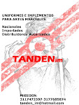 Tanden: Ikirodo, Shiai, Adidas, Arawaza, Tokaido