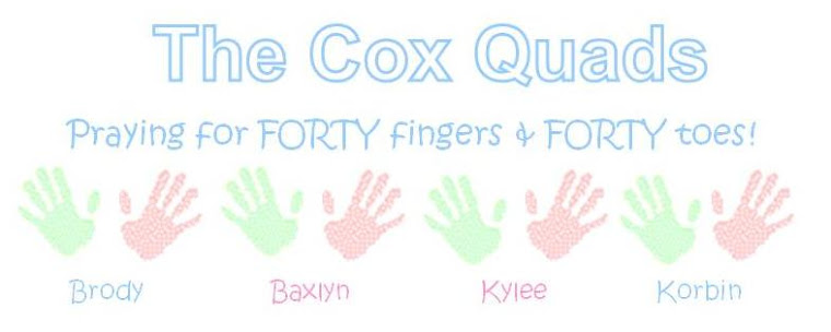 The Cox Quads