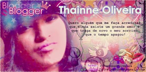 Thainne Oliveira
