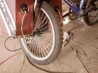 เครื่องเสียงติดจักรยาน bike Audio