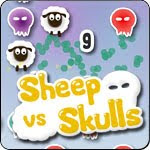 Game Sheep vs Skulls