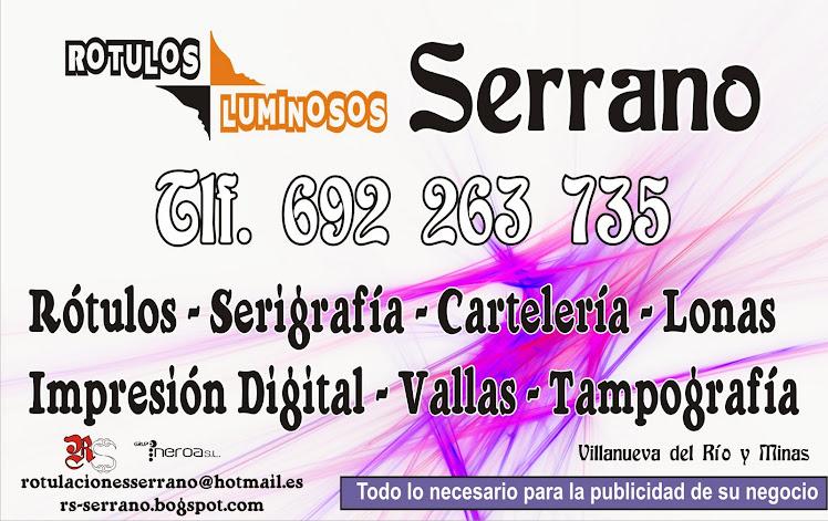 Rotulos Serrano 692 263 735