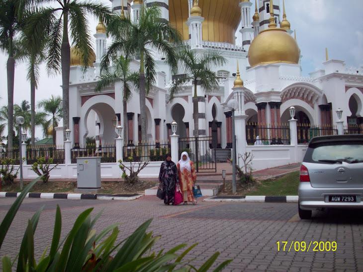 Masjid Ubudiah Kuala Kangsar, Perak