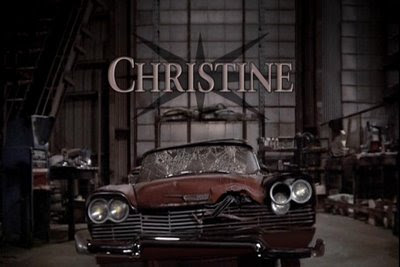 Vehiculos de cine! Christine