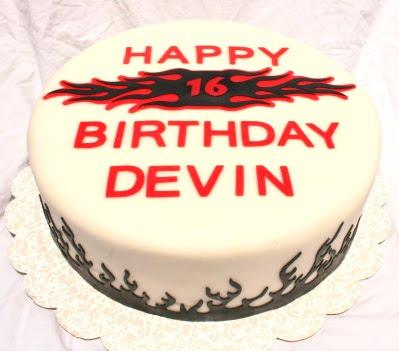 Birthday Cakes Bellevue