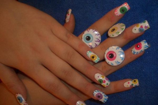 cupcake nail art idea-15
