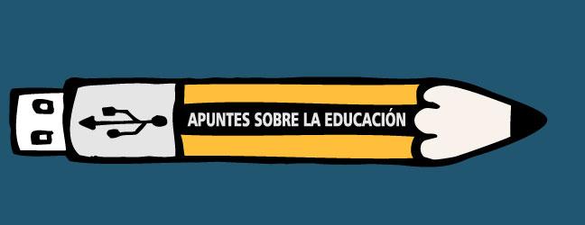 apuntes sobre la educación