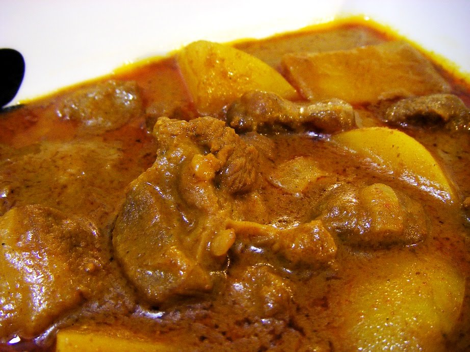 alu kurma recipe