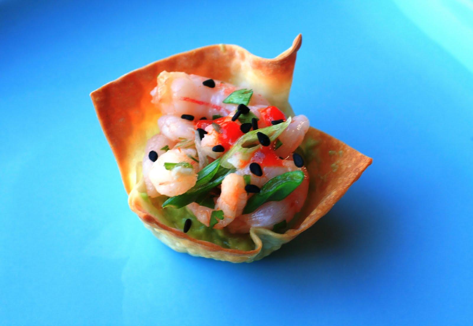 jumbo shrimp shrimp cup celery chestnuts asian cilantro bay shrimp